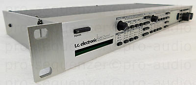 TC Electronic Gold Channel High-End Mic Preamp +Top Zustand +Rechnung + Garantie