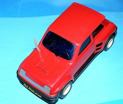 Renault 5 Turbo JOUSTRA Made in France
