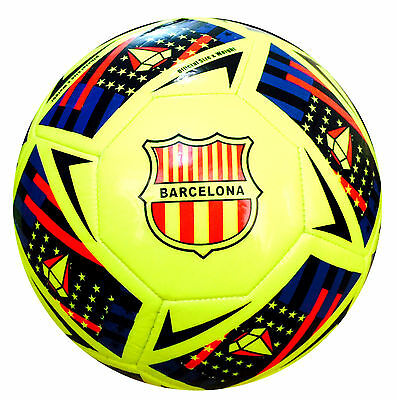 Barcelona Football FIFA Specified Match Ball Soccer Ball Size 5, 4, 3 -Spedster