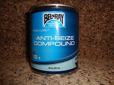 Bel Ray Specialty Molylube Anti Seize Compound 567 grams