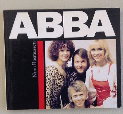 The ABBA Story Booklet.