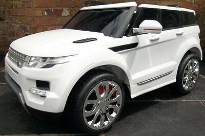 XTREME Kids Range Rover HSE Sport Style 12v Electric Jeep Ride on Car  NEW MODEL