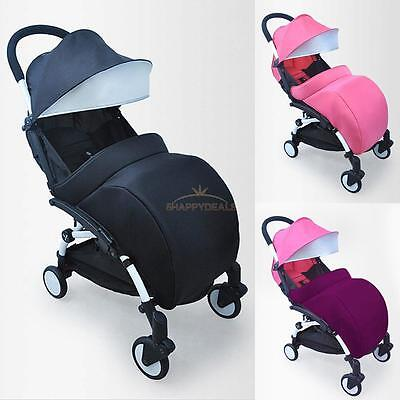 New Baby Stroller Foot Muff Pushchair Pram Cotton Warm Foot Windproof Cover NEW
