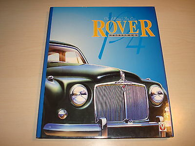Rover P4, 60, 75, 80, 90, 95, 100, 105, 110 By Malcolm Bobbitt 1994 1 ° Edition