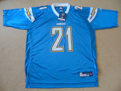 San Diego Chargers NFL American Football Jersey - Tomlinson #21 - Mens XX Large