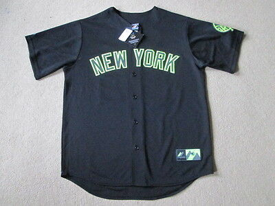New York Yankees MLB Baseball Limited Edition Jersey - Cano #24 - Mens Large