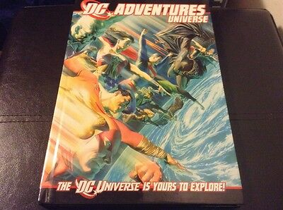 DC Adventures RPG Universe (Green Ronin 2013) - Used Excellent Condition