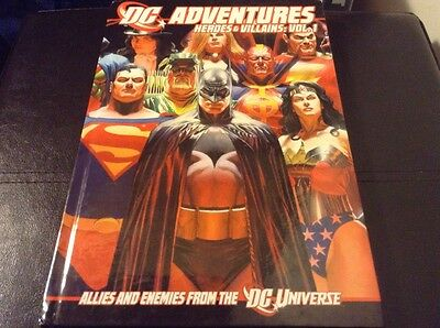 DC Adventures RPG Heroes and Villains Volume 1 (Green Ronin 2011) - Used
