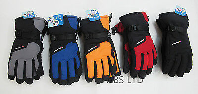 Men and Women Winter Gloves Ski Snowboard Snow Thermal Waterproof Unisex