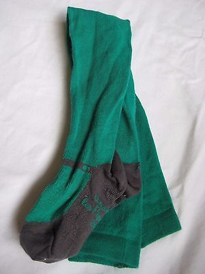 Arsene et Les Pipelettes Green Tights Age 6 BNWT