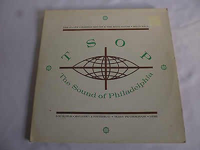 The Sounds Of Philadelphia 2 X Lp Comp E+E+