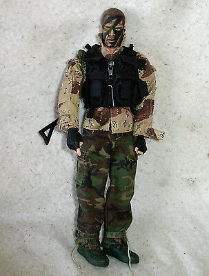 """Dragon Sideshow DID BBI WWII 1:6 War Soldier 12"""" Military Vint ACTION FIGURE #4"""