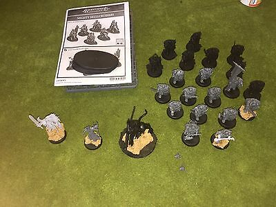 Warhammer Age Of Sigmar Warriors Of Chaos Army