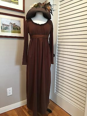 Jane Austen Regency Gown by Iblamejanetoo - U.S. size 4-6