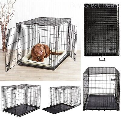 Cool Xxl Dog Crate Chain Link Dog Kennel Outdoor Pet Big Dog Cage Extra Large Metal Interior Design Ideas Ghosoteloinfo