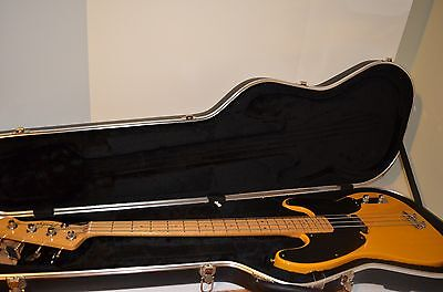 Fender Precision Bass Electric Bass Guitar With Case