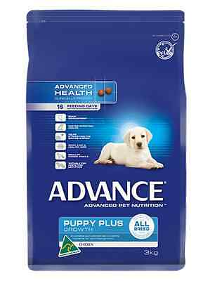Advance Puppy Plus Growth Chicken All Breed Premium Dry Dog Food