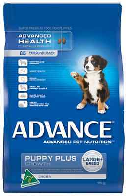 Advance Puppy Plus Growth Chicken Large Breed Premium Dry Dog Food