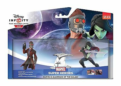 Disney Infinity 2.0 Guardians Of The Galaxy Play Set New & Sealed