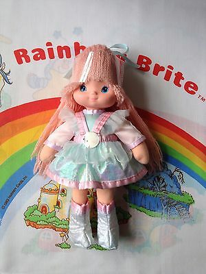 Rainbow Brite Original 1983 Moonglow Vintage Doll