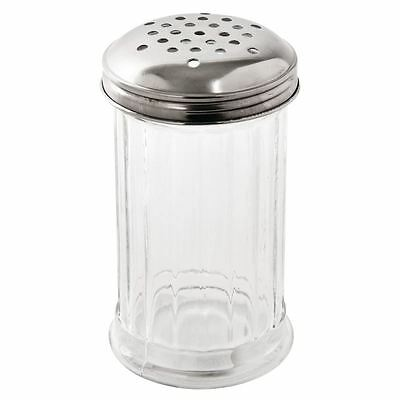 Pourer with 4mm Multi Holes Glass And Stainless Steel Storage Container