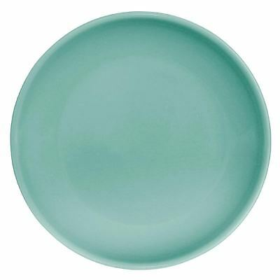 Olympia Cafe Coupe Plate 200mm Aqua Restaurant Food Serving Dishes Tableware