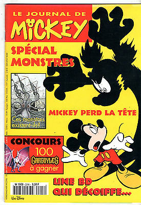 LE JOURNAL DE MICKEY n°2296 ¤ 1996 ¤ DAVID DOUILLET / STEPHANE PEYRON