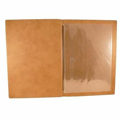 Securit Additional Double Inserts A4 Restaurant Cafe Bar Menu Folder Covers