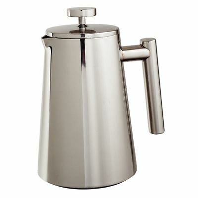 Olympia Stainless Steel Cafetiere 750ml Coffee Drink Plunger Kitchen Catering