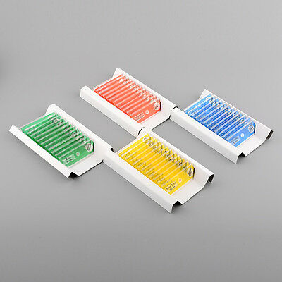 48pcs Various Insects Plastic Prepared Microscope Slides 4 boxs Student