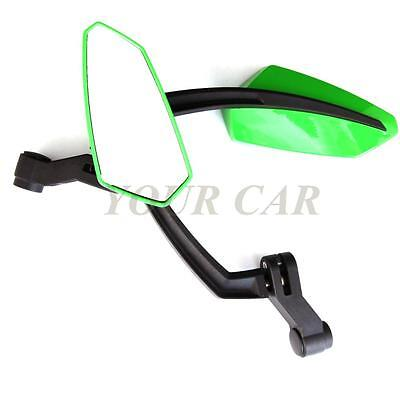 Pair of New Universal 8/10mm Motorcycle Motobikes Scooter Mirrors For Yamaha UK