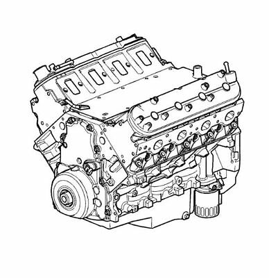 Chevy 427 Ls3 Ls7 Ls1 635 Horsepower Complete Crate Engine Pro