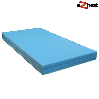 Underfloor Heating Insulation Boards 6mm or 10mm