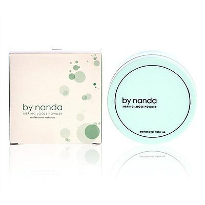 Translucent Loose Powder With Puff Smooth Face Makeup Foundation DB