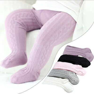 Baby Newborn Cotton Tights Pantyhose Warm Soft Tights Baby Kids Girls Stockings