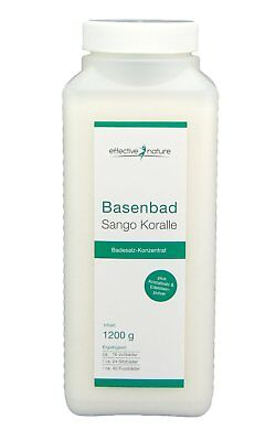 Effective Nature, Basenbad Sango Koralle, 1200g