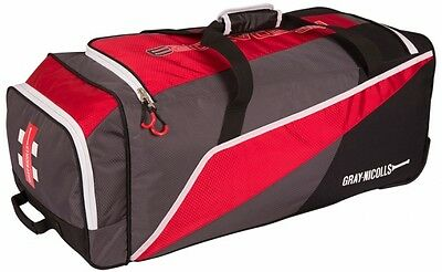 2017 Gray Nicolls Predator 3 300 Wheelie Cricket Bag