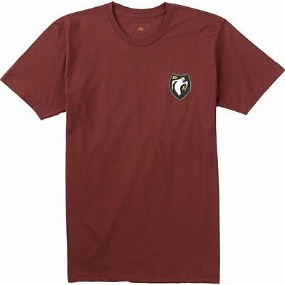 Analog Ghost Army T-Shirt - Oxblood