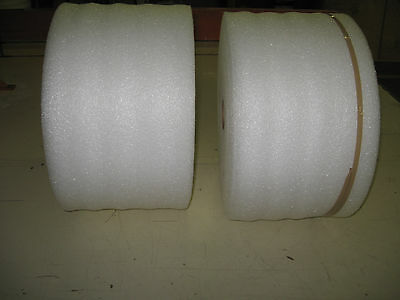 "1/4"" PE Foam Packaging Wrap 12"" x 250' Per Bundle  - SHIPS FREE!"