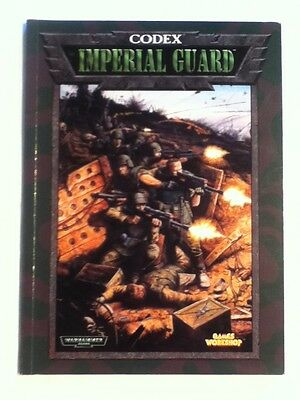 Warhammer 40K - Codex: Imperial Guard (Games Workshop, 1999)