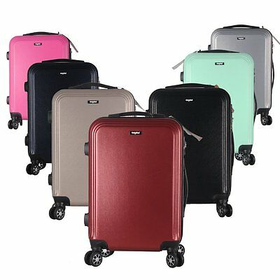 "20"" 4 Wheeled Business Office Suitcase Bag Travel Cabin Luggage TSA Trolley Case"