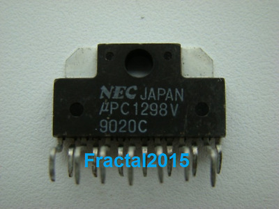 1pcs µPC1298V UPC1298V ZIP-14