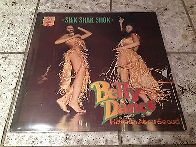 SHIK SHAK SHOK: Belly Dance with Hassan Abou Seoud (VOS 10015 Stereo / NM)