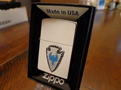 Phoenix On Arrowhead Southwest Zippo Lighter Mint In Box
