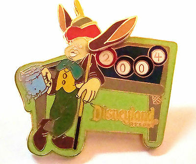 Pinocchio Movable Donkey Ears Disney Pin LE of 1500