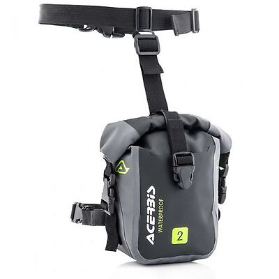 Zaino Cross Acerbis No Water Trip Bag Black/grey