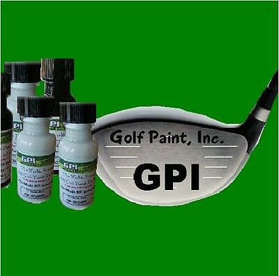 GPI Touch-up Paint for TM Smoke Putter series white TM-GP3913
