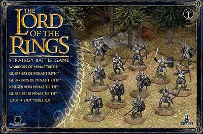 Lord Of The Rings - Warriors Of Minas Tirith 04-08 Games Workshop Brand New