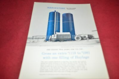 A.O. Smith Harvestore For 1964 Dealer's Brochure YABE10