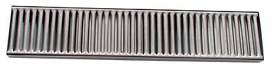 Update 4In X 19In Stainless Steel Drip Tray - Dts-419